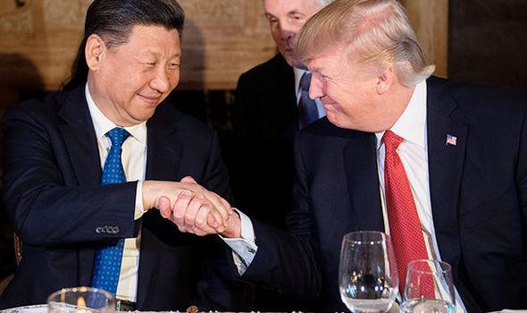 Donald-Trump-Xi-Jinping