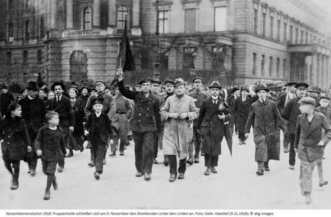 Novemberrevolution Berlin