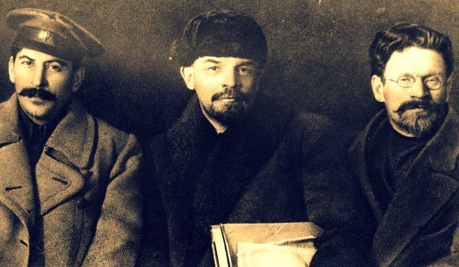 Three Famous Russians